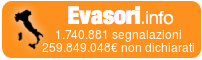 evasori.info: segnala e mappa l'evasione fiscale in italia